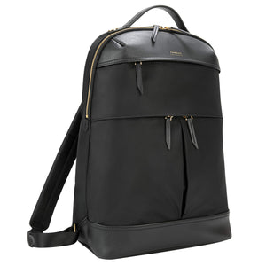 Targus AU slim laptop backpack in black colour