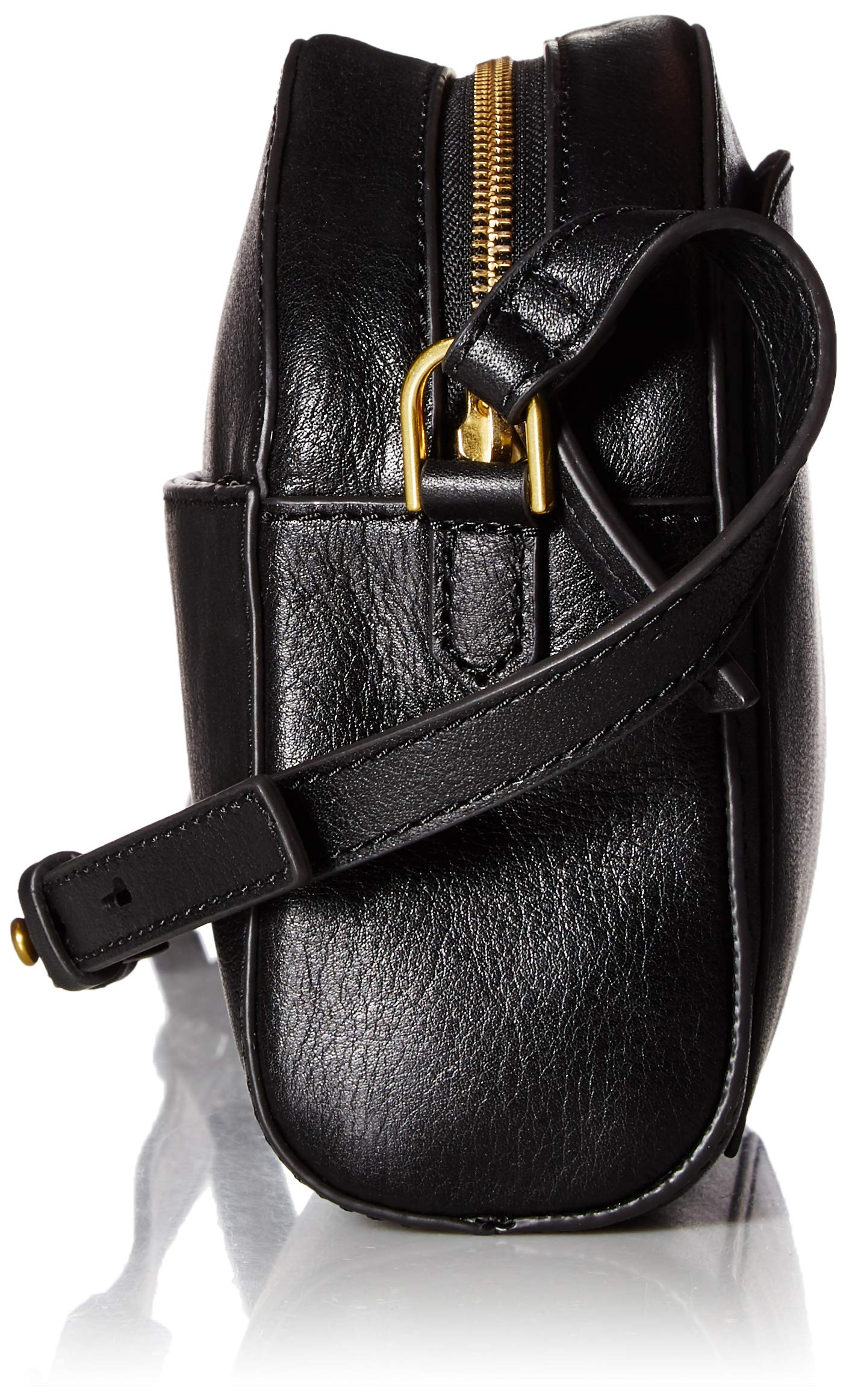 FOSSIL Women's Chelsea Bag, Black, One Size - yrGear