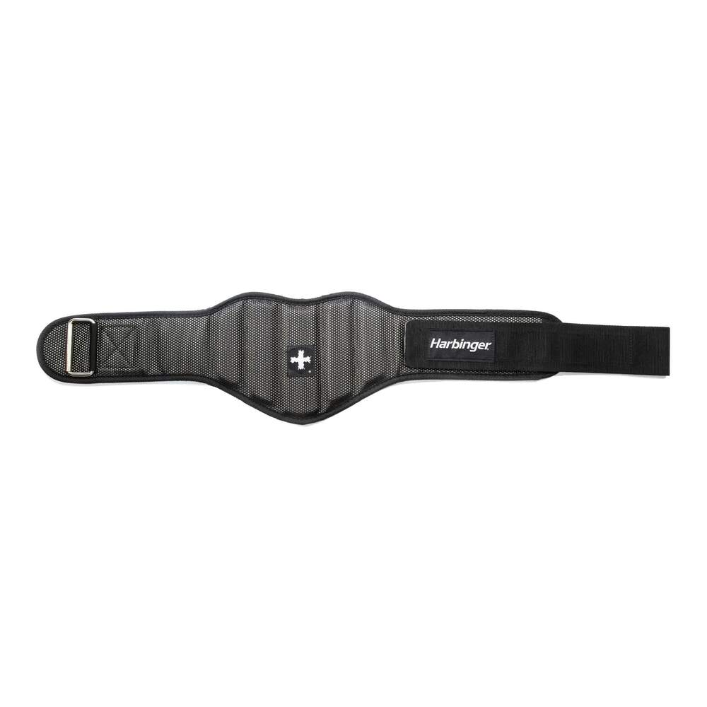 Harbinger Men's Firm Fit 7.5-Inch Contoured Weightlifting Belt, Small