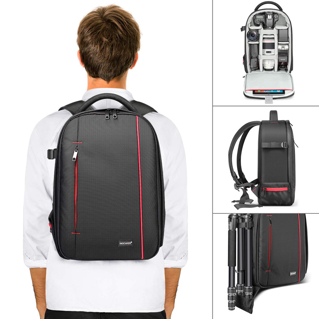 DSLR Camera Travel Backpack - yrGear Australia