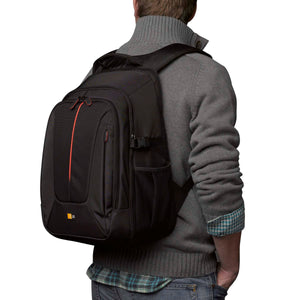 Case Logic DCB-309 SLR Camera Backpack -Black - yrGear