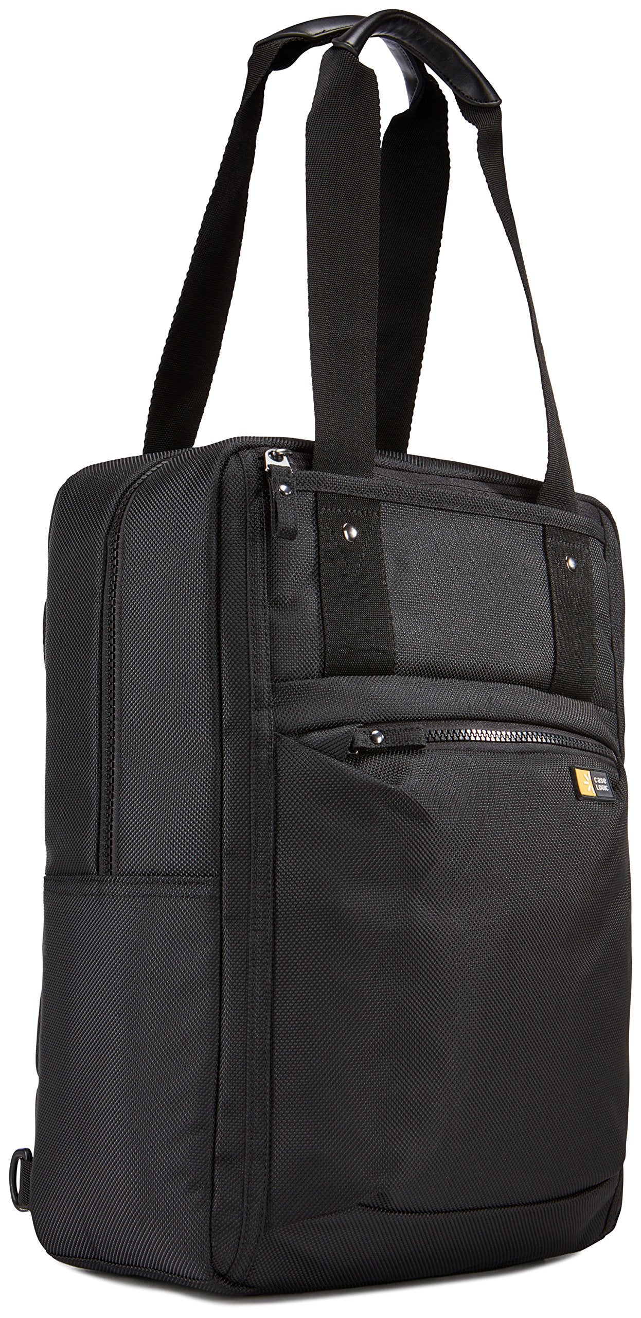 Case Logic Bryker 19L Convertible Laptop Backpacks, Black (3203496) - yrGear