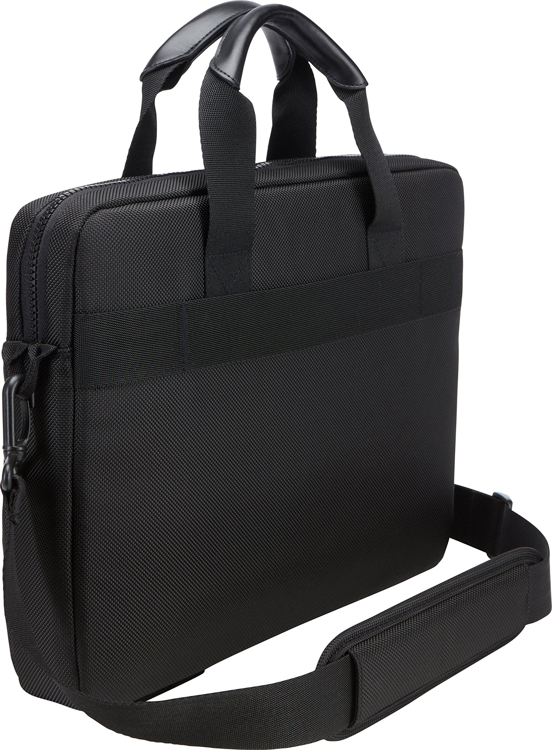 Case Logic Bryker 13.3 Inch Laptop Attache Briefcases, Black (3203343) - yrGear