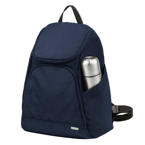 Travelon Anti Theft Classic Backpack, Midnight (Blue) - 42310 360 - yrGear