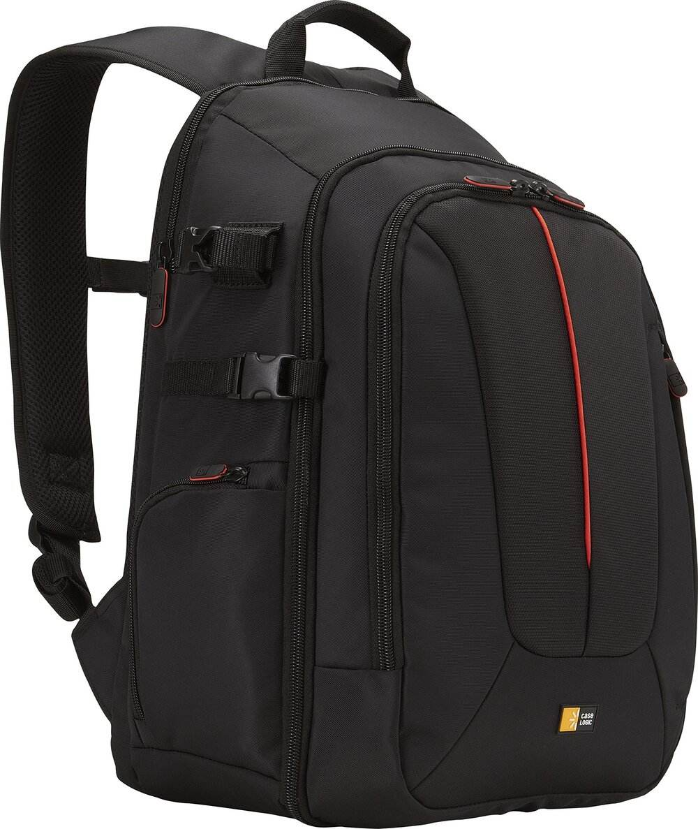 Case Logic DCB-309 SLR Camera Backpack -Black - yrGear Australia