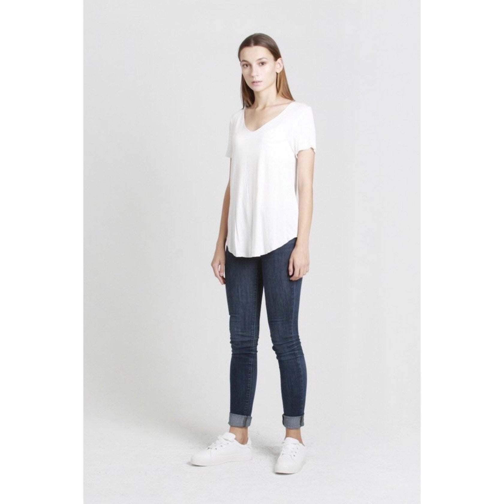 The Everyday Top - White