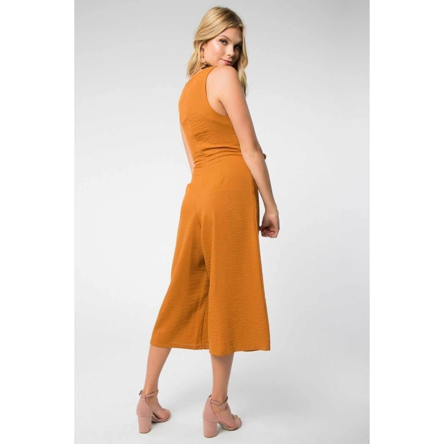 Spadena Wide Leg Jumpsuit