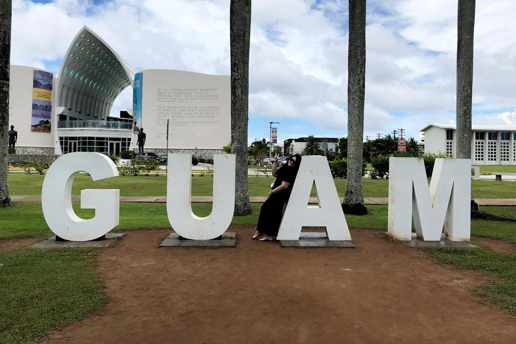 Hello From Guam!