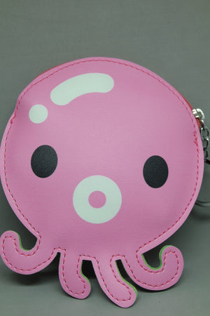 Squid Coin Purse