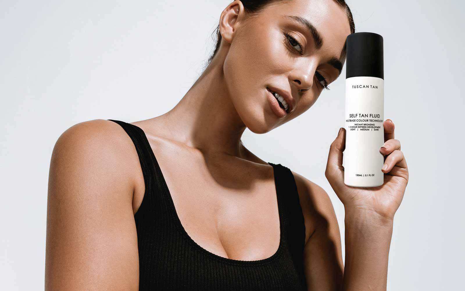 Resilient wear Self Tan Fluid