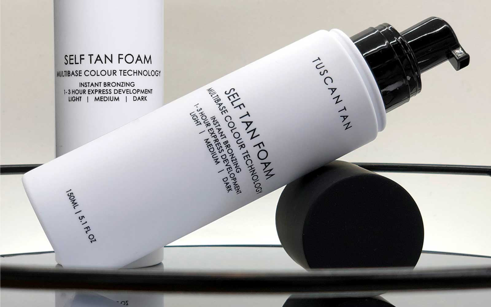 The Self Tan Foam That Covers All Bases