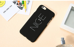 Nice Smile Shockproof iPhone Case