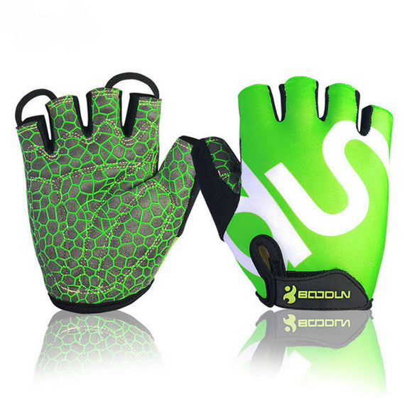 Unisex Boodun Half-Finger Fitness Gloves - SaveOnn Cart