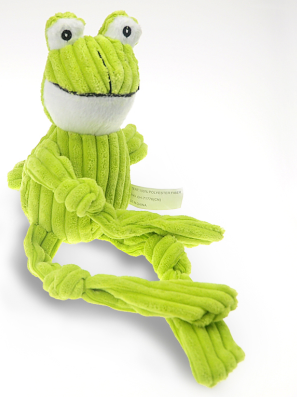 Froggy Soft Squeaky Plush Toy - SaveOnn Cart