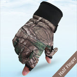 Cycling 3D Camouflage Half/Full Finger Gloves - SaveOnn Cart