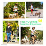 Hands Free Dog Companion Running Belt - SaveOnn Cart