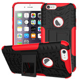 SaveOnn Cart Apple iPhone Hybrid Rugged PC+TPU Phone Case with Kickstand - SaveOnn Cart
