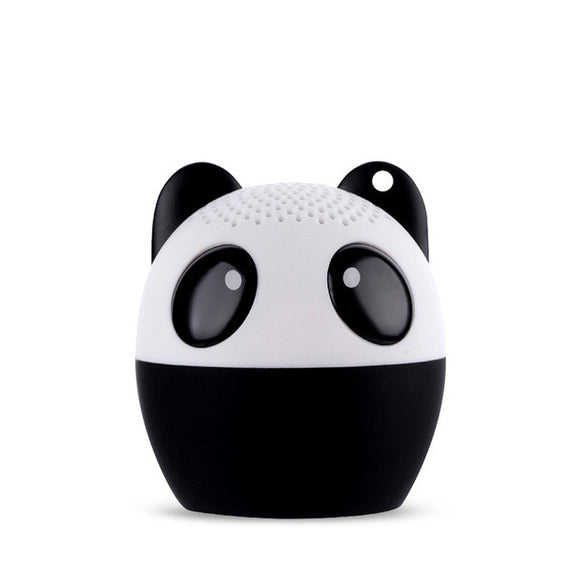 Animal Series Portable Panda Outdoor/Indoor Wireless Speaker - SaveOnn Cart
