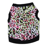 Leopard Small Dog Summer Cooling Vest - SaveOnn Cart