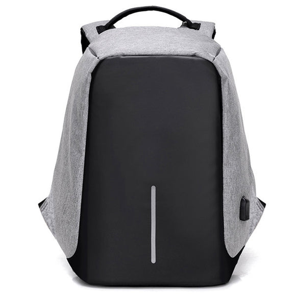 USB Charging Waterproof Anti-theft Backpack