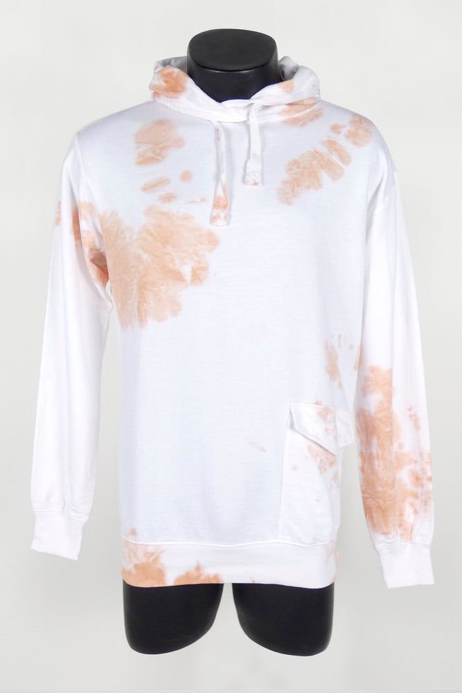 Sweatshirt One Pocket Tie Dye