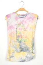 T-shirt Disipline and Attitude