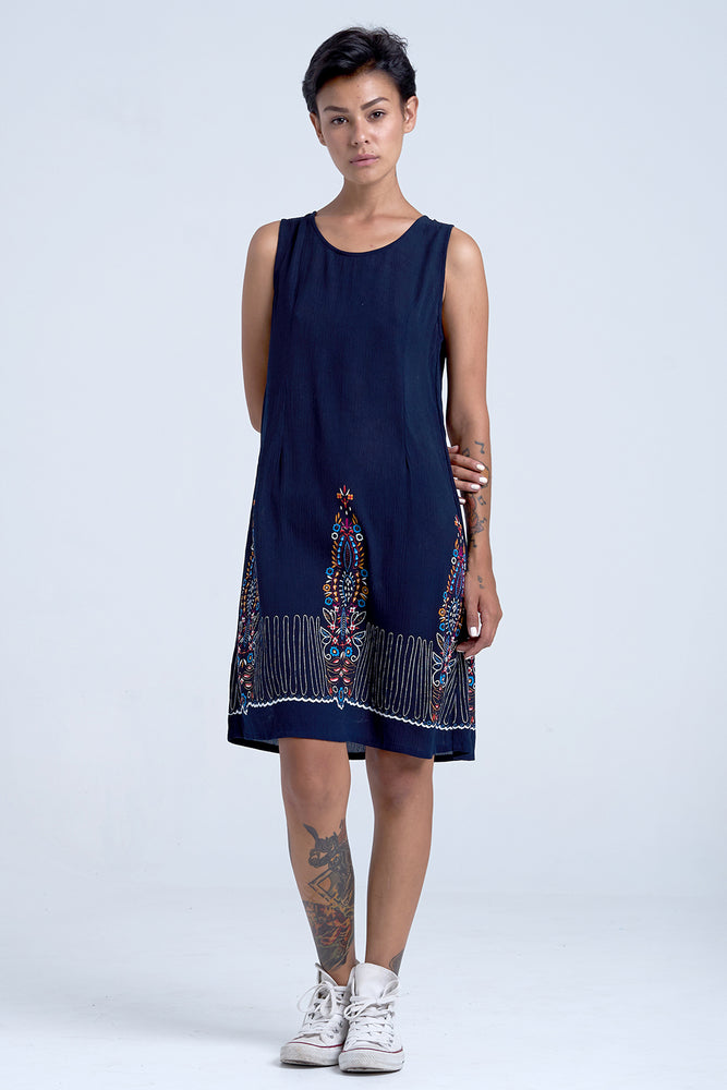 Dress Mia Swedish Embroidery
