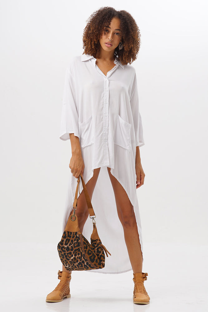 Blouse Night White