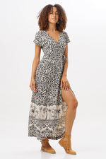Dress People Leopard Savana