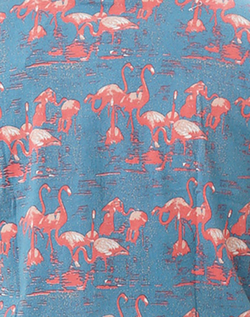 Polo Fit Flamingo Mirror