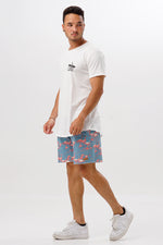 Walkshort Xelin Flamingo Mirror