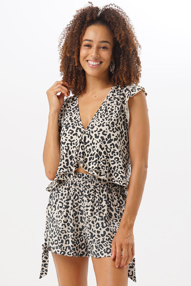 Top Set Savana Leopard