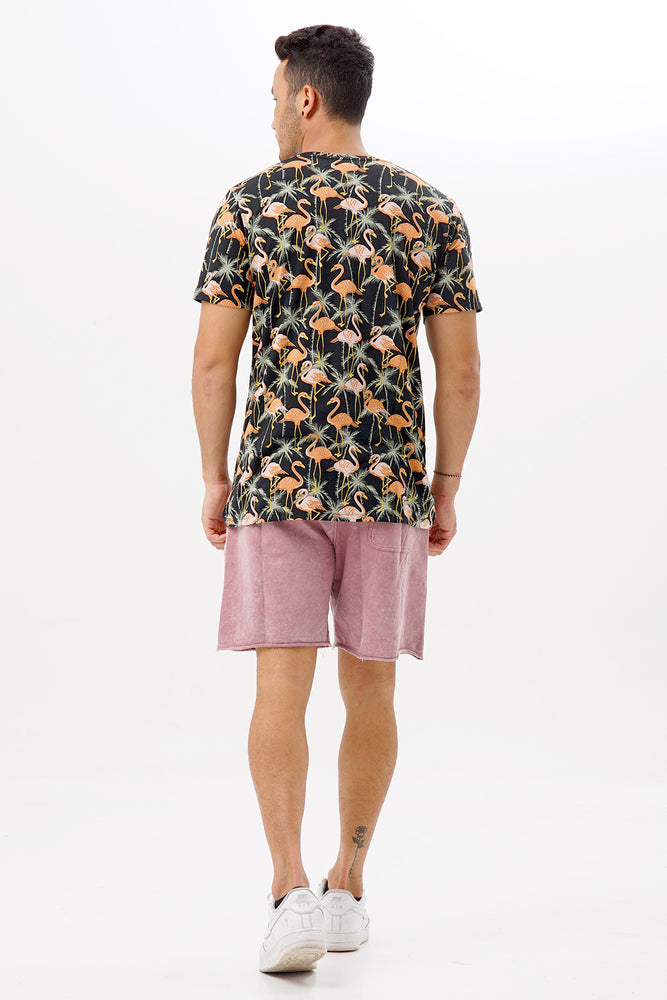 Tee Palm Flamingo