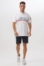 Polo California Stripe