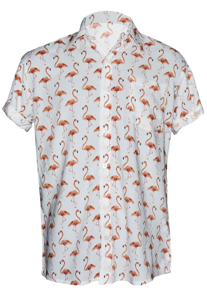 Shirt Wall Flamingo