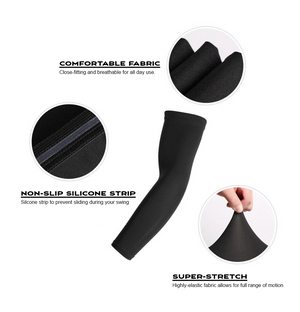 Breathable Arm Sleeves - Sun Protection