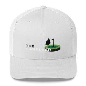 The Pinseeker - Mesh Snap-back