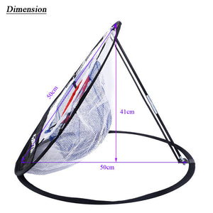 Portable Pop up Golf Pitching Practice Net