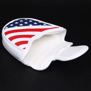 Mallet Putter Head Cover with Magnetic Closure *Free Shipping*