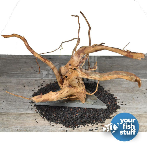 Spiderwood Aquarium Driftwood With Slate