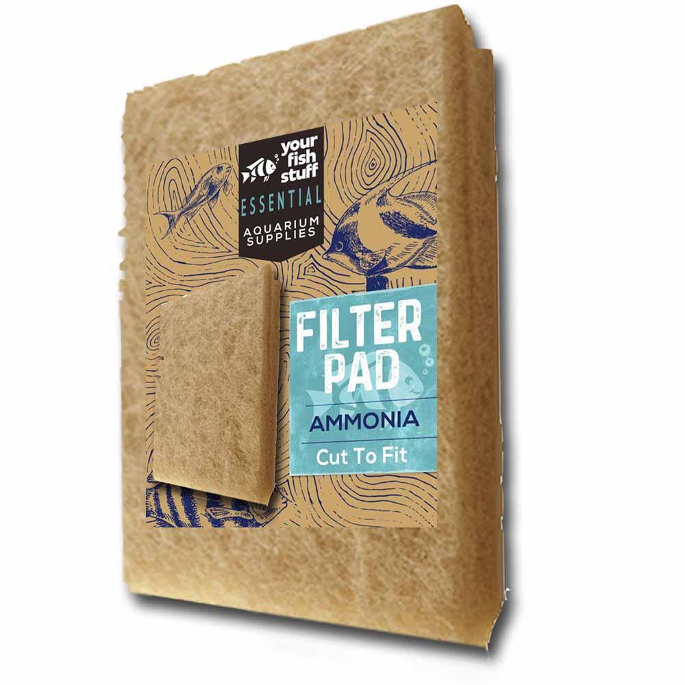 Ammonia Bulk Aquarium Filter Media Pads