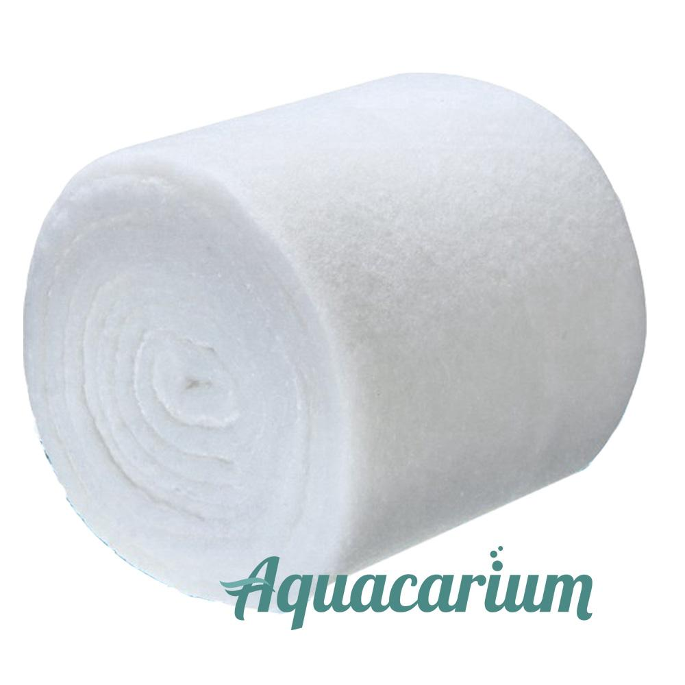 Aquacarium White Floss Filter Media