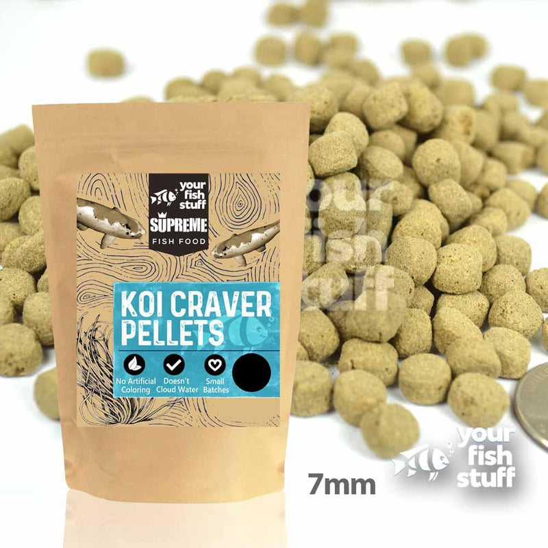 YFS Koi Pellets Pond Fish Food