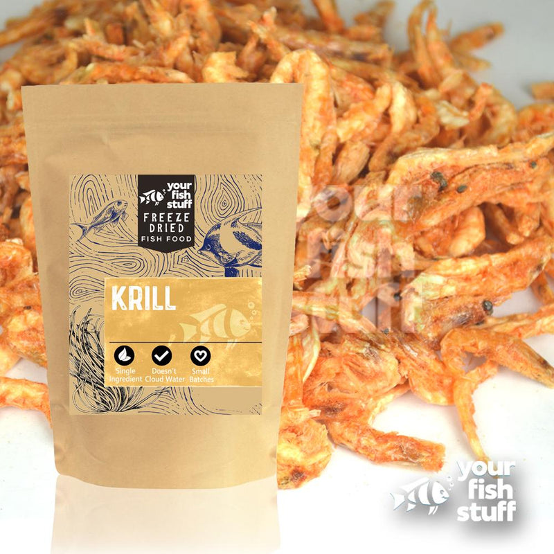 Freeze Dried Krill Bulk Fish Food