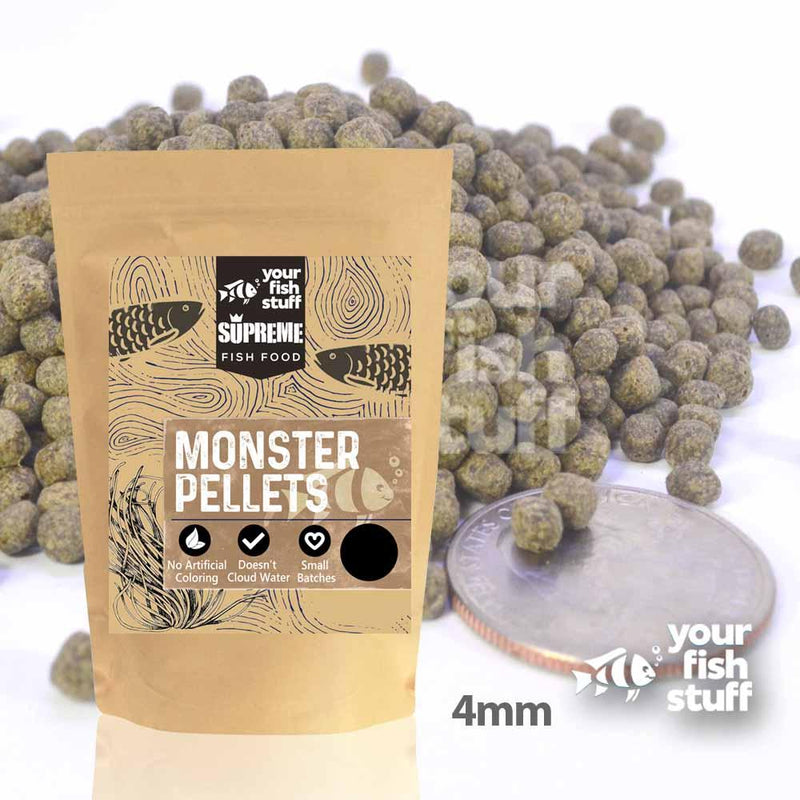 Monster Floating Pellets