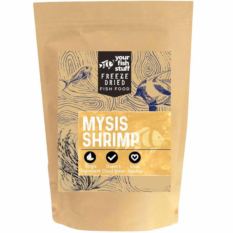 Freeze Dried Mysis