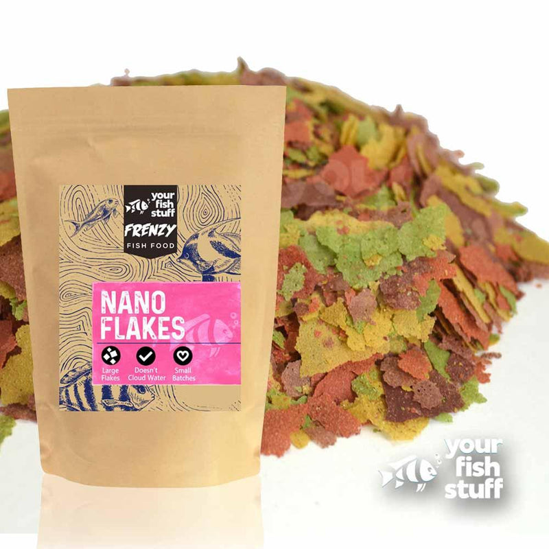 Nano Tropical Fish Flakes