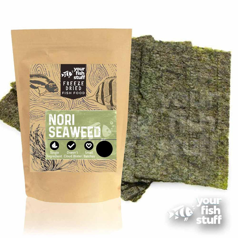 Nori Seaweed Aquarium Fish Food