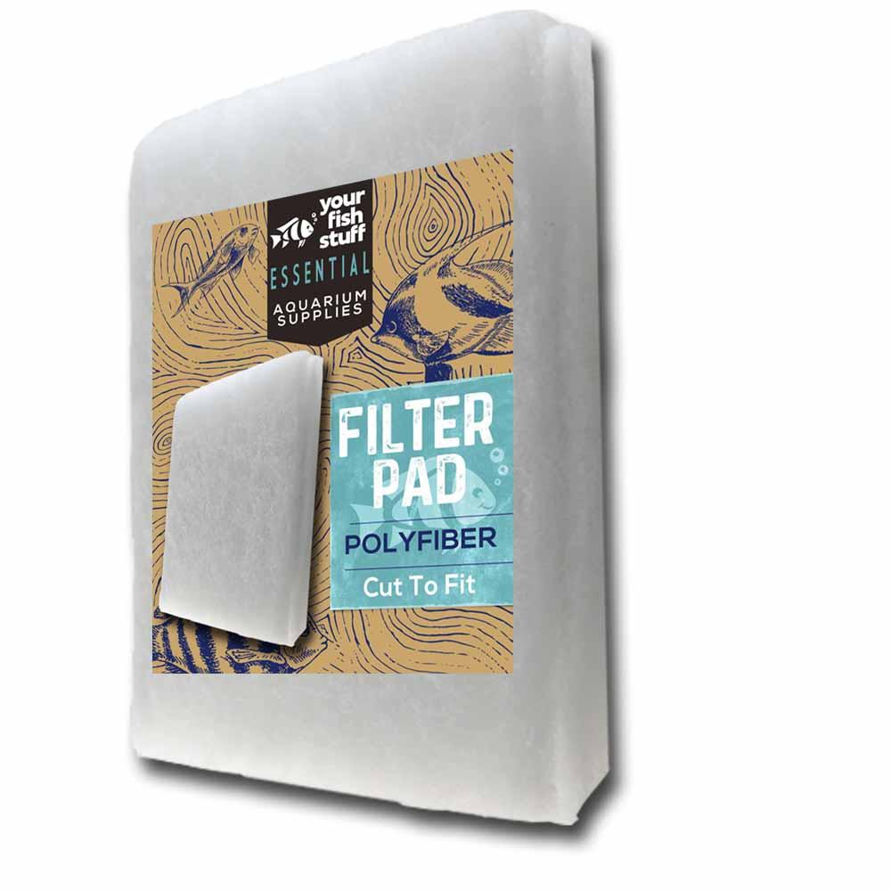 Polyfiber Bulk Aquarium Filter Media Pads
