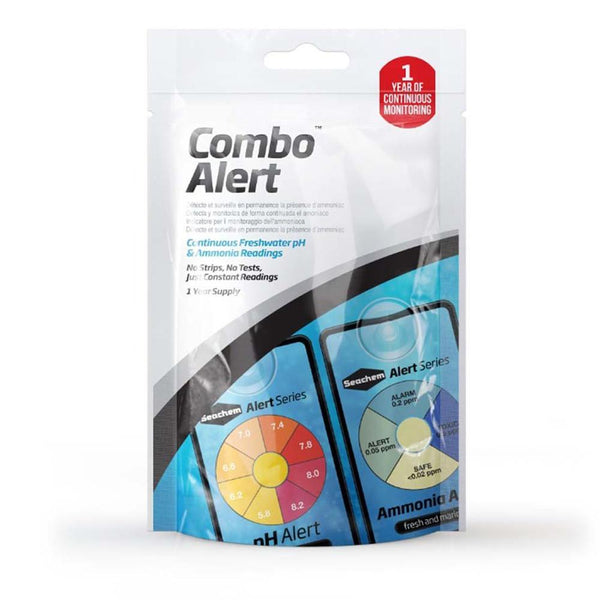 Combo Alert Pack (pH and Ammonia)